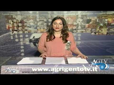 Telegiornale AgrigentoTv del 15-05-2017
