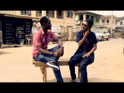 HIP TV TAKES JESSE JAGZ TO THE STREET FOR AN INTERVIEW (Nigerian Entertainment News)