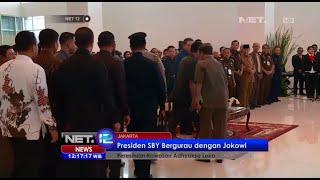 Video Presiden SBY dan Jokowi bercanda saat peresmian kawasan Adhyaksa Loka - NET12 MP3, 3GP, MP4, WEBM, AVI, FLV Juli 2019