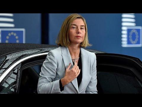 Την πρότασή της για την κοινή ευρωπαϊκή άμυνα παρουσίασε η Κομισιόν