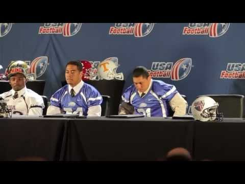 National Signing Day | UNLV | USA Football