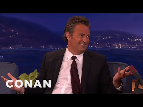 Matthew Perry's Porn Watching Disaster  – CONAN on TBS