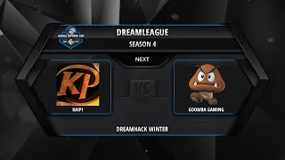 Kaipi vs Goomba, game 2