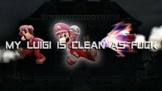My Luigi is clean af (A clean af Luigi montage)