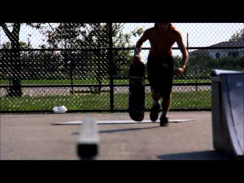 Mathew Camanelli at Tanner Skatepark