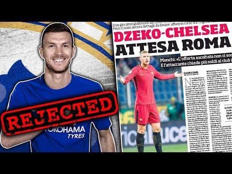 Video: Do Chelsea NEED Edin Dzeko To Save Their Season?! | #SundayVibes