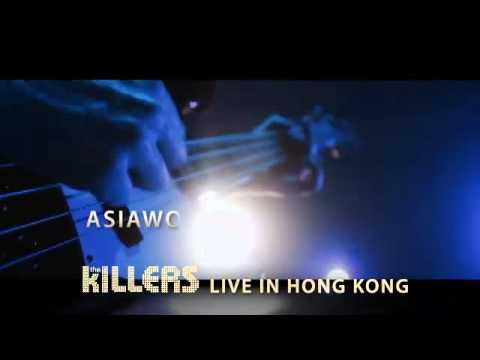 The Killers - Live - HK TVC