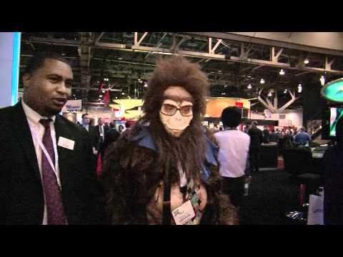 Bigfoot takes Vegas by storm