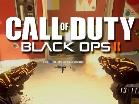 Black Ops 2 - Mad Players On Xbox Live!  (Black Ops 2 Rage!)_Best video games videos