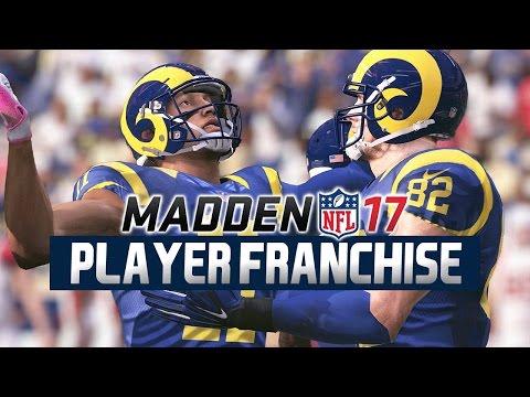 Madden NFL 17 - WR Player Franchise Ep. 29 - Week 7 vs. Cardinals [Season 2]