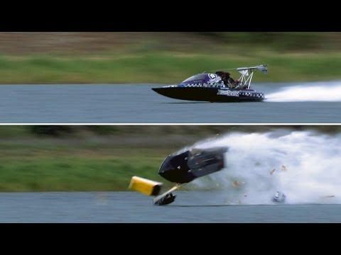 A Drag Boat Crash told by Top Alcohol Flat Pilot Dan Rodgers - WW #18