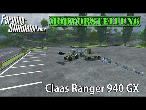 Claas Ranger 940 GX v1.1