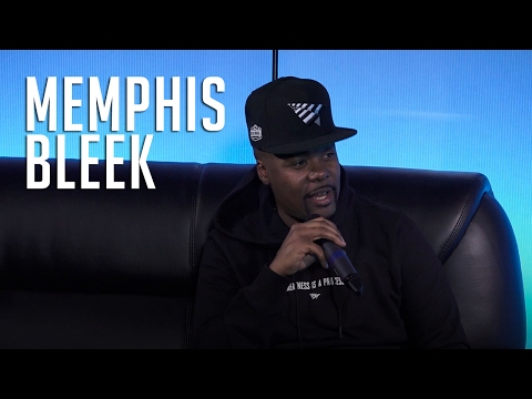 Memphis Bleek on Being a CEO, Not Taking Handouts + Gassing Jay Z W/ Nessa