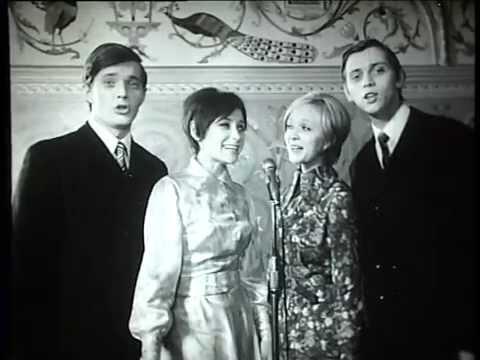 Фильм-концерт Ритм - в разных ритмах студии харьковского ТВ. 1972 год