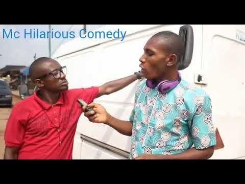 The Food Debtor (Mc Hilarious Comedy) (Nigerian Comedy)