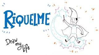 JUAN ROMÁN RIQUELME - Draw My Life