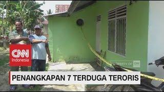 Video Densus 88 Tangkap 7 Orang Terduga Teroris di Sumatera Selatan MP3, 3GP, MP4, WEBM, AVI, FLV Juli 2018