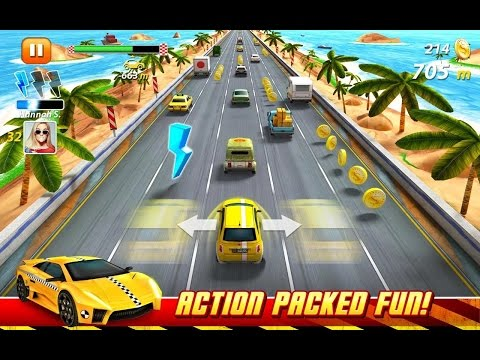 "On The Run ""Miniclip Race - Racing Arcade Games"" Android Gameplay Video"