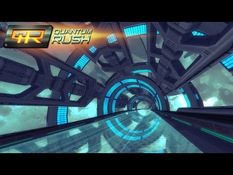 Quantum Rush — The Ice Comet Track