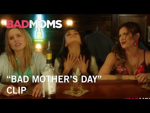 Bad Moms (Clip 'Bad Mother's Day')