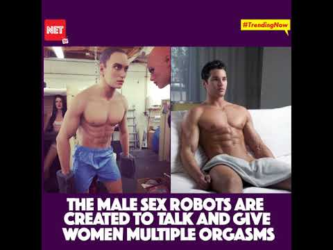 These male sex dolls have been created as a follow up to the female sex dolls