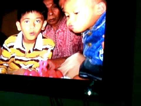 Iqbal Coboy JR VID Iqbaal 'coboy junior' waktu kecil