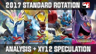 Pokémon TCG 2017 Standard Format Rotation Analysis & XY12 Speculation Before Sun and Moon Base! by The Pokémon Evolutionaries