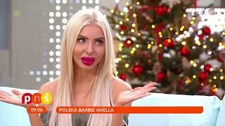 Polska Barbie kontra chirurg plastyczny czyli co można sobie wszczepić. Awantura w Pytanie na śniadanie