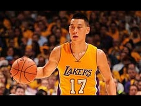 jeremy - Jeremy Lin uses a nice crossover and goes at his old team for the bucket plus the foul. About the NBA: The NBA is the premier professional basketball league in the United States and Canada....