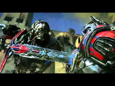 Transformers 4 final battle