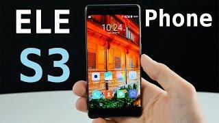 Elephone S3 Review - Bezelless Chinaphone !