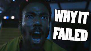 Video Star Wars: Why Solo FAILED At The Box Office MP3, 3GP, MP4, WEBM, AVI, FLV November 2018