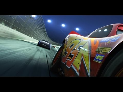 Preview Trailer Cars 3, trailer italiano