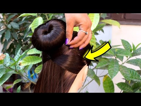 Everyday Hairstyles For Medium Long hair  hair style girl  easy hairstyles 2019  Cute Hairstyles