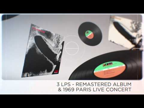 LED ZEPPELIN (SUPER DELUXE EDITION) Unboxing