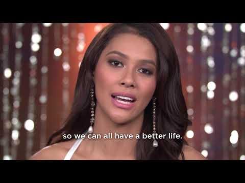 Download Video Meet Miss Universe Indonesia 2017 Bunga Jelitha