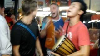 NightLife In Bangkok Crazy Guys