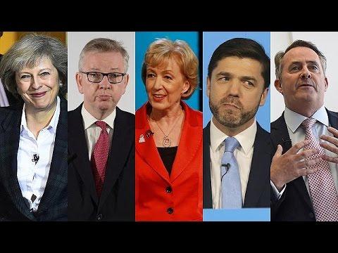 Βρετανία: Οι πέντε υποψήφιοι διάδοχοι του Ντέιβιντ Κάμερον