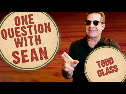 Todd Glass: Heckler Hog Tied - One Question with Sean