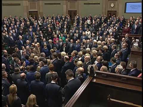 34. posiedzenie Sejmu RP – dzień pierwszy – 11 stycznia 2017 r