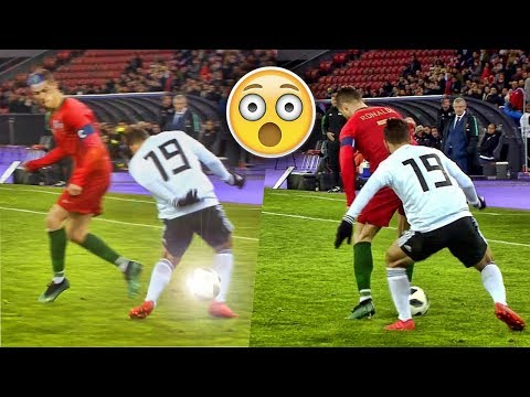 العرب اليوم - أفضل 100 مهارة كوبري في عالم كرة القدم