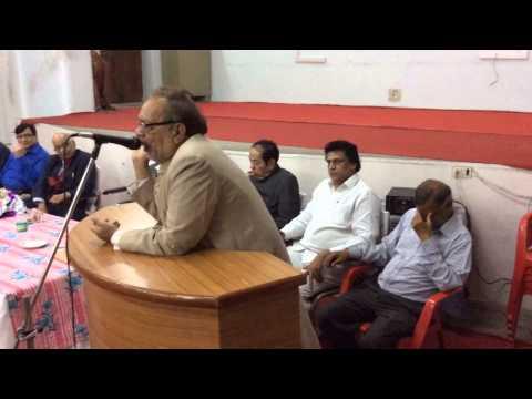 Allama aijaz farruq dr Basheer Ahmed Ki tasneef auraq e zin