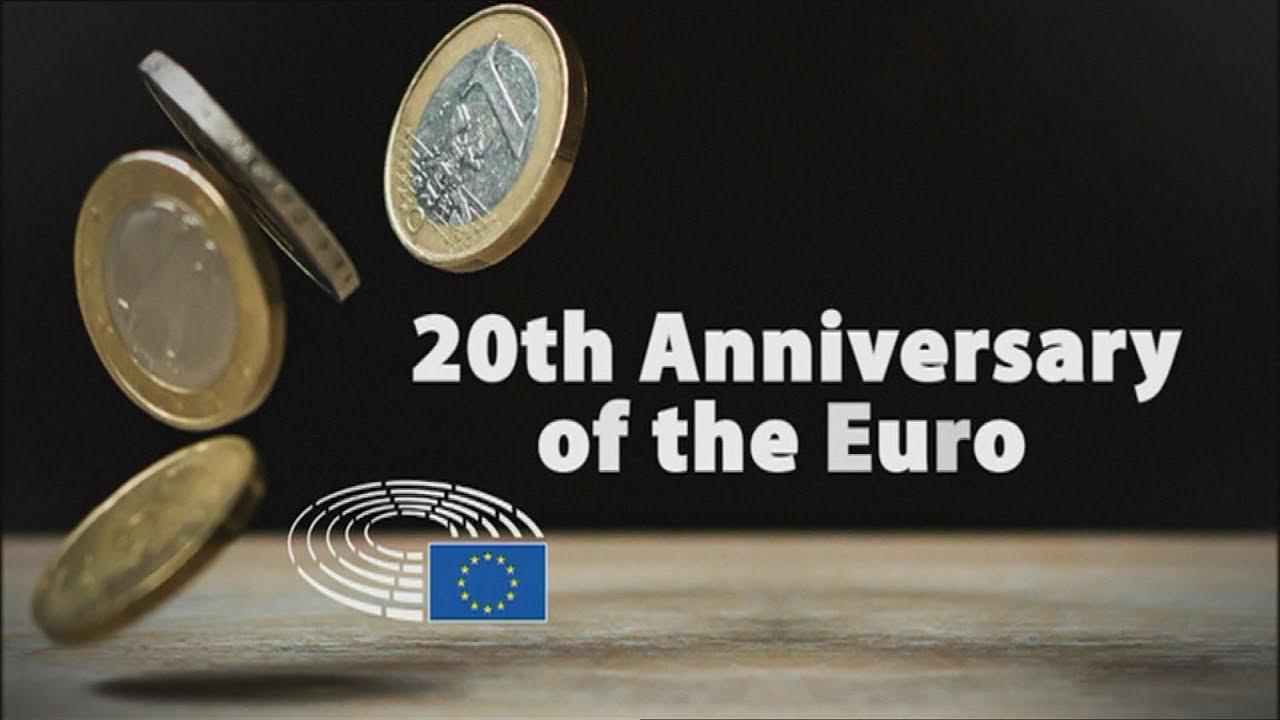 Το Ευρωπαϊκό Κοινοβούλιο γιόρτασε τα 20 χρόνια του ευρώ