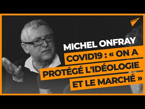Covid-19 et capitalisme: «La machine dictatoriale décrite par Orwell est en marche», selon M. Onfray