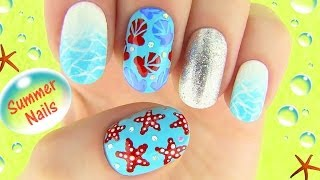 Summer Nails - YouTube