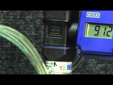 Two Phase Flow Pressure Regulator