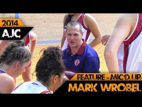 Mic'd Up - Mark Wrobel