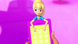 Polly Pocket | Best of Polly! - 30 Minutes | Videos For Kids | Cartoons for Girls | Dolls