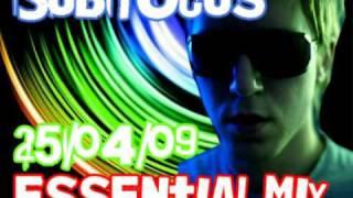 Sub Focus Essential Mix (Part 4)