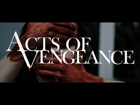 Acts of Vengeance - Where Angels Lie (Official Lyric Video)